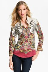 Robert Graham Peyton Shirt - Lyst
