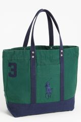 Polo Ralph Lauren Tote Bag - Lyst