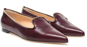 Bionda Castana Valeria Leather Loafers - Lyst