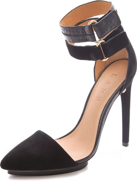 L.a.m.b. Oxley Pumps in Black - Lyst
