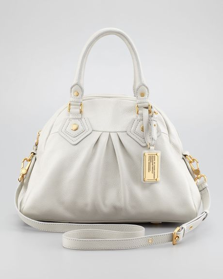 Marc By Marc Jacobs Classic Q Baby Aidan Satchel Bag In