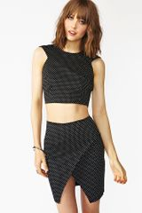 Nasty Gal Madison Skirt - Lyst