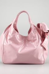 Valentino Nuage Lacca Medium Tote Bag - Lyst