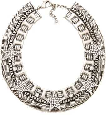 Dannijo Melody Necklace - Lyst