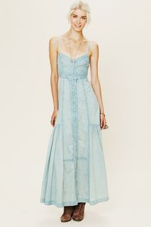 Free People New Romantics Hearts Aflame Maxi Dress - Lyst