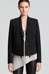 Helmut Lang Jacket Form Suiting One Button - Lyst