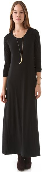 LNA Belmont Maxi Dress - Lyst