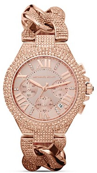 Michael Kors Camille Watch 44mm - Lyst