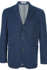 Boglioli Single Breasted Blazer - Lyst