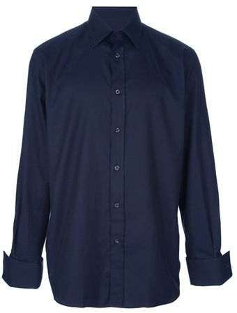 Gianfranco Ferré Button Down Shirt - Lyst