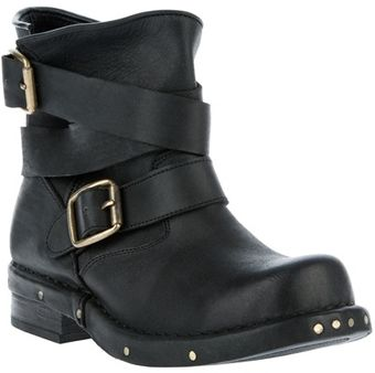 Jeffrey Campbell Biker Boot - Lyst