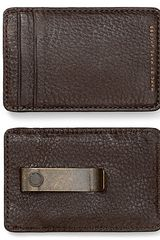 Marc By Marc Jacobs Werdie Boy Credit Card Holder - Lyst