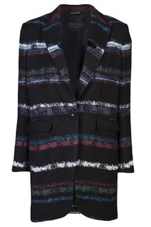 Rag & Bone Smoking Layered Jacket - Lyst