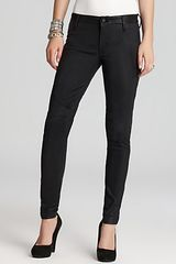 James Jeans Assassin Vegan Leather Skinny - Lyst