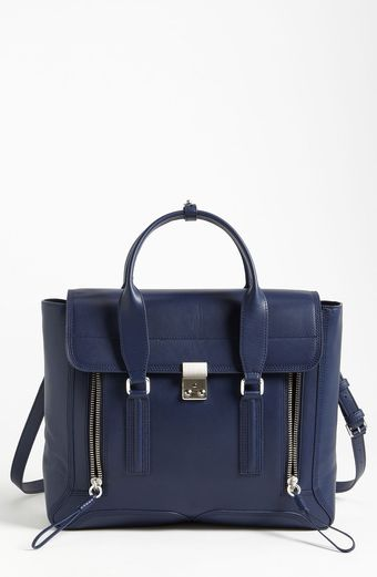 3.1 Phillip Lim Pashli Leather Satchel - Lyst
