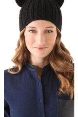 Eugenia Kim Felix Cap with Cat Ears - Lyst