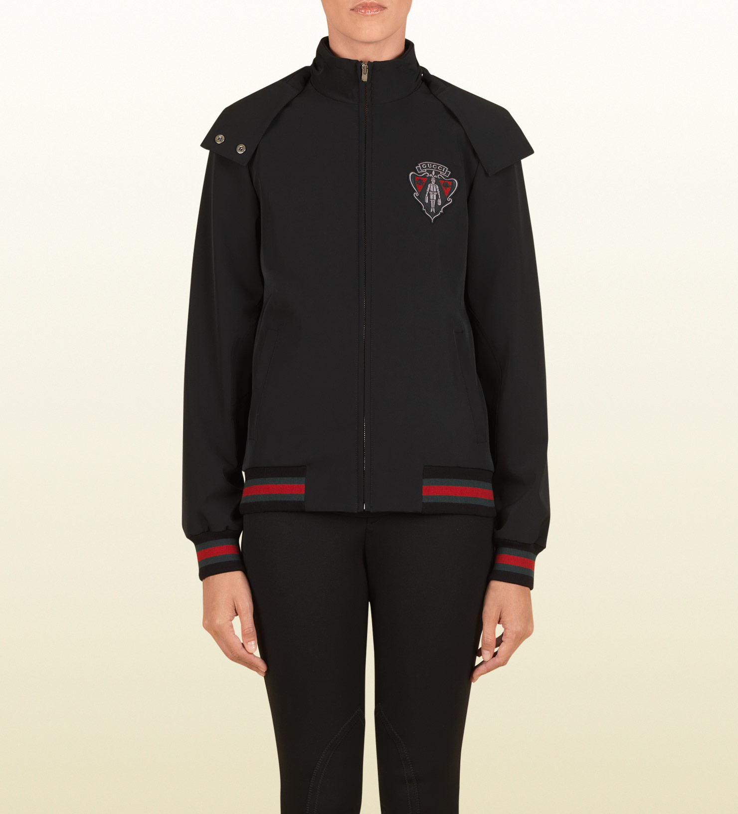 gucci zip up jacket. gallery gucci zip up jacket o