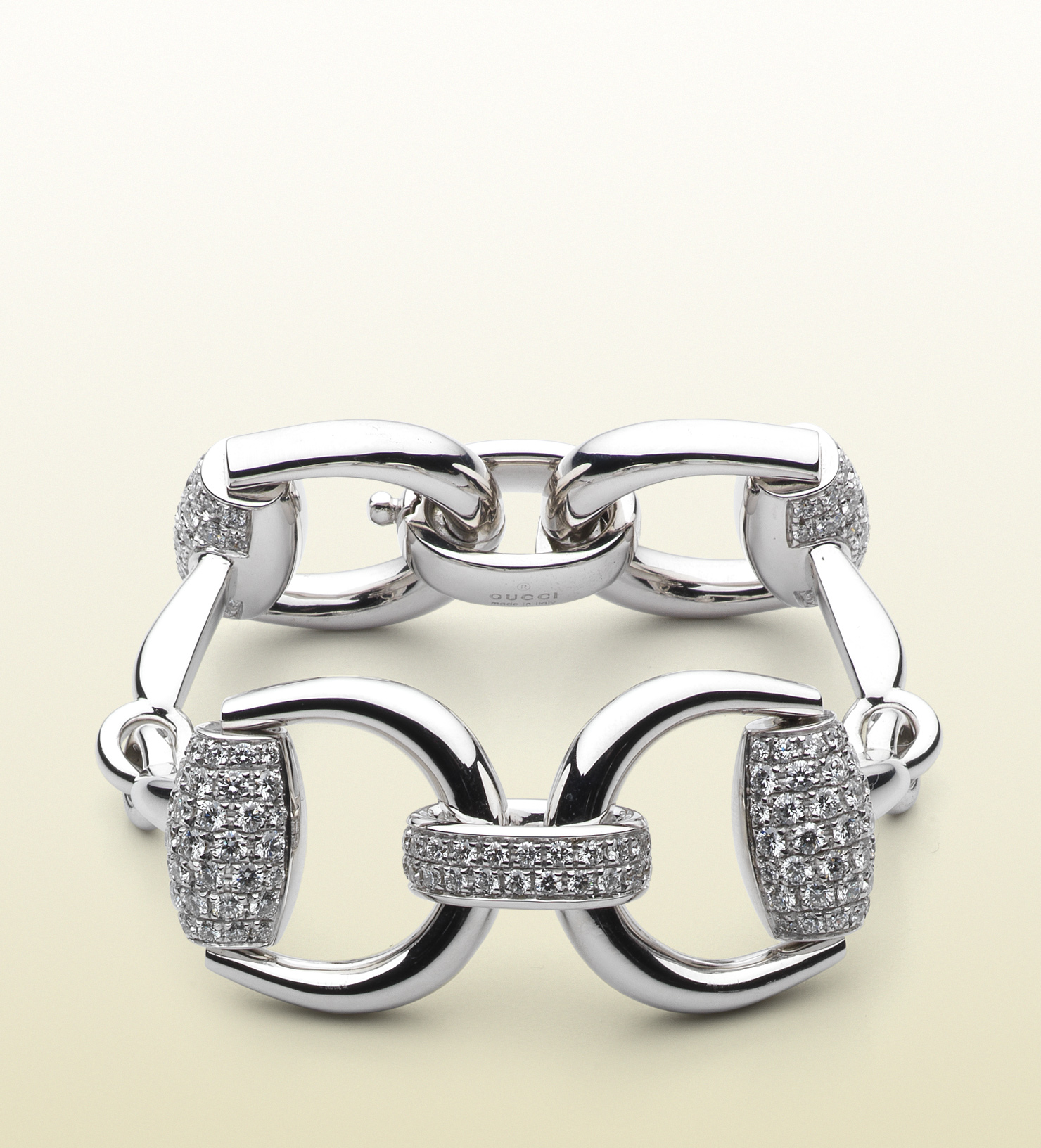 2fc8c5b75 gallery · prevnext · bracelet with square g in silver · gucci ...