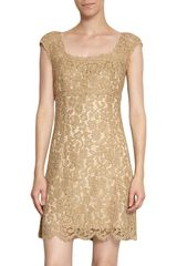 Dolce & Gabbana Aline Lace Dress - Lyst