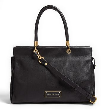 Marc By Marc Jacobs Black Too Hot To Handle Tote Bag - Lyst