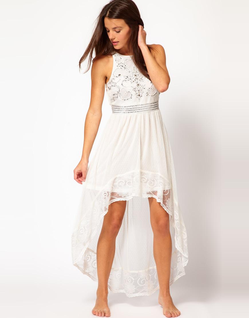 High Low Maxi Dress