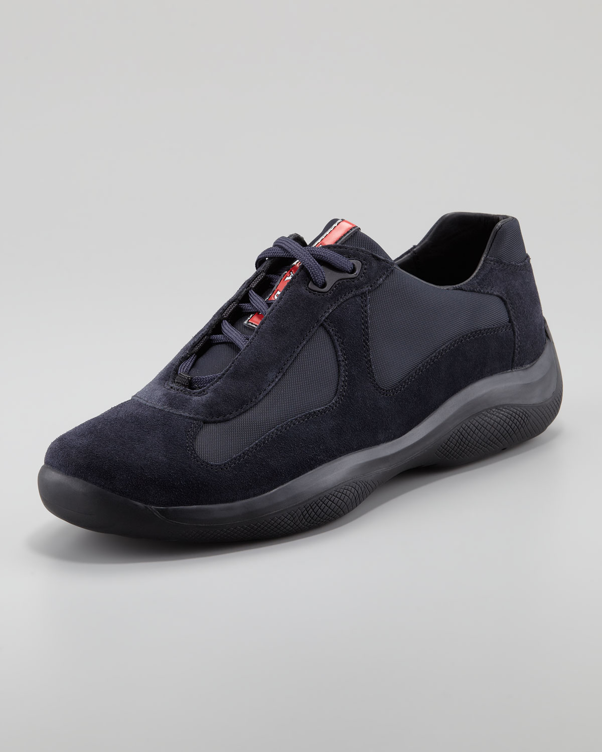Prada Americas Cup Mens Shoes