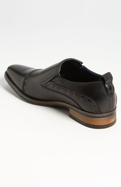 Steve Madden Caddee Venetian Loafer in Black for Men ...