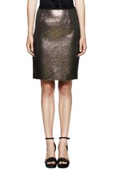 Tory Burch Brandy Skirt - Lyst