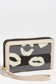 Marc By Marc Jacobs Eazy Pouch Wingman B Phone Wallet - Lyst