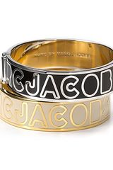 Marc By Marc Jacobs Bangle - Lyst