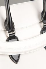 Alexander Mcqueen Tote Bag in White - Lyst