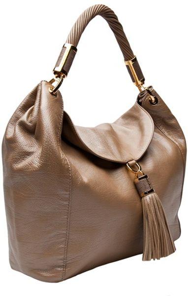 Ireland Michael Kors Tonne Hobo - Bags Michael Kors Tonne Hobo Bag Desert