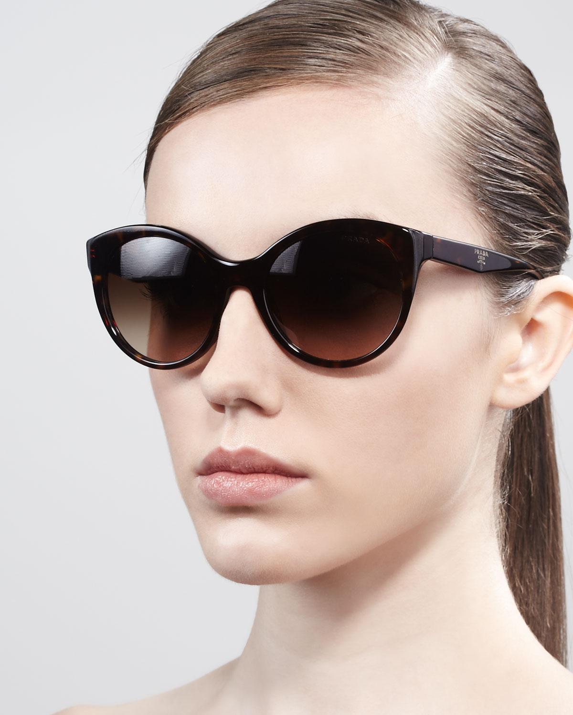 Prada Havana oversized sunglasses jTWat