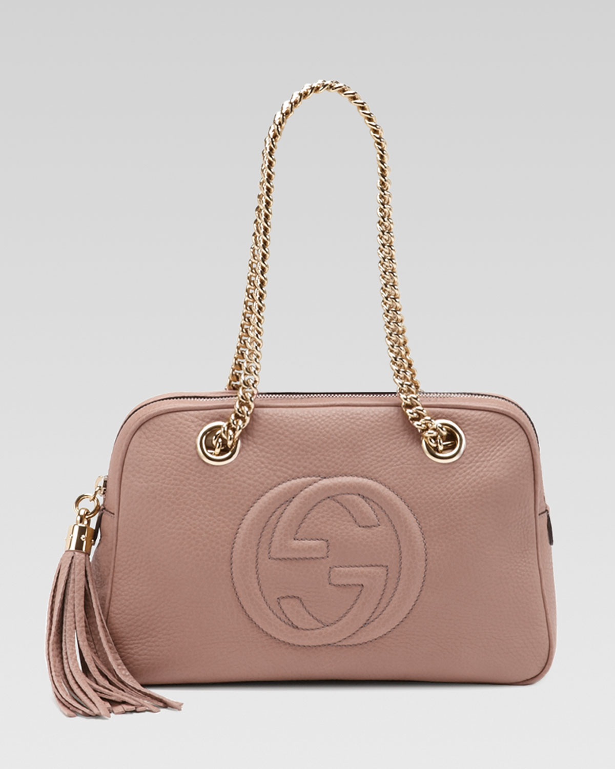 66326d2ff33 Gallery. Previously sold at  Bergdorf Goodman · Women s Gucci Soho Bag ...