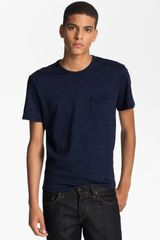 Rag & Bone Pocket T-Shirt - Lyst