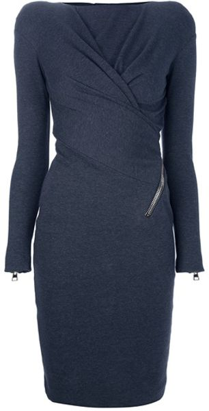 Tom Ford Wrap Dress - Lyst