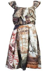 Vivienne Westwood Anglomania Liberty Dress - Lyst