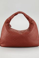 Bottega Veneta Large Veneta Hobo Bag - Lyst