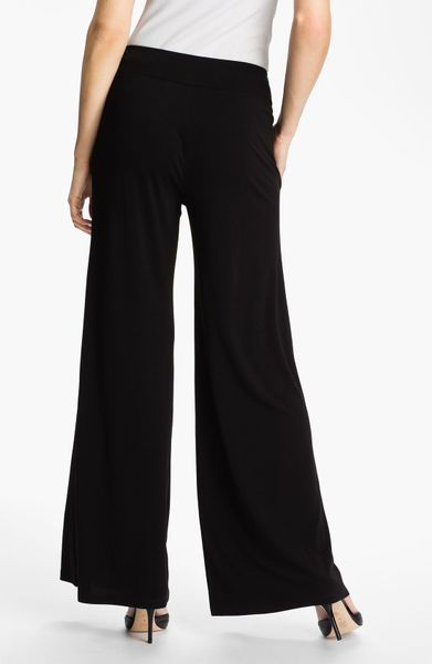 cfb3164f9 Find wide leg silk pants at ShopStyle. Shop the latest collection of wide  leg silk
