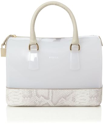 Furla Candy Snake Mix Jelly Bowling - Lyst