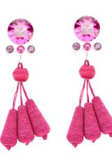 Holly Fulton Tassel Drop Earring - Lyst