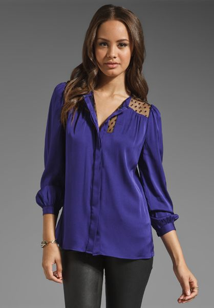 Womens Tops Blouses Milly Tops