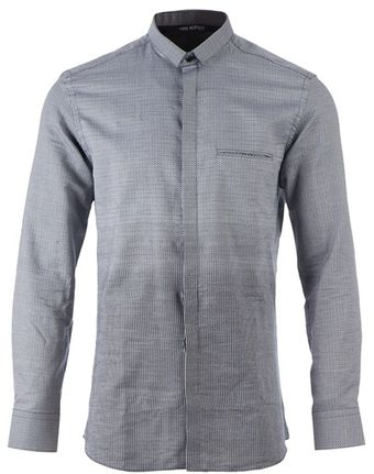 Neil Barrett Gradient Print Shirt - Lyst