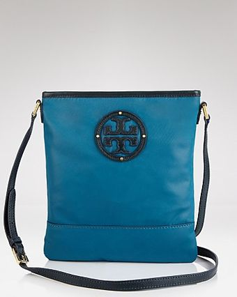 Tory Burch Crossbody Stacked Logo Swingpack - Lyst