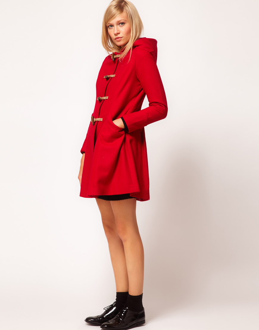 Save burberry red duffle coat to get e-mail alerts and updates on your eBay Feed. + Burberry Duffle Coat Hooded Toggles L-XL Red Wool Blend W Plaid Lining. Pre-Owned. $ or Best Offer +$ shipping. BURBERRY BRIT FINSDALE WOOL DUFFLE TOGGLE MILITARY RED COAT US 6/ UK 8.