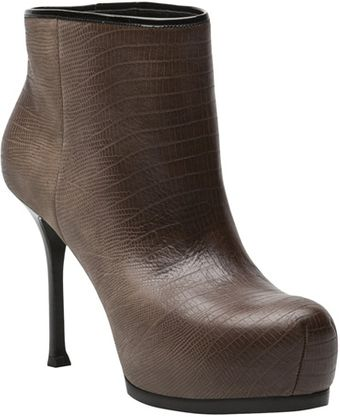 Yves Saint Laurent Tribtoo Boot - Lyst