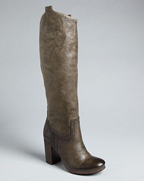 frye high heel boots 28 images vintage high heel frye