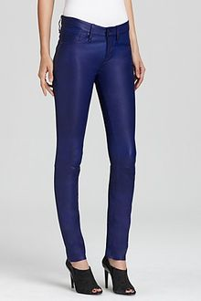 Marc By Marc Jacobs Mirah Leather Skinny Pants - Lyst