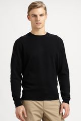 Faconnable Crewneck Sweater - Lyst