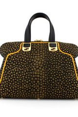 Fendi Chameleon Large Duffle in Black - Lyst